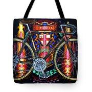 Hetchins Tote Bag by Mark Howard Jones