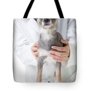 Hey Watch It That's Cold Tote Bag by Edward Fielding