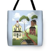 Hickory Grove Tote Bag by Catherine Holman