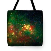 Hidden Nebula Tote Bag by The  Vault - Jennifer Rondinelli Reilly
