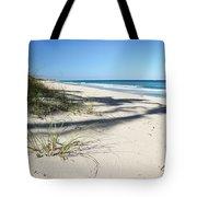 Hidden Palms Tote Bag by Michelle Wiarda