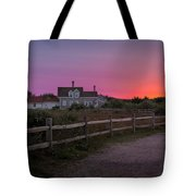 Highland Light Tote Bag by Bill  Wakeley