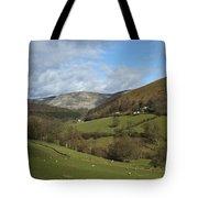 Highlands - Scotland Tote Bag by Mike McGlothlen