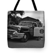 Highway Patrol 4 Tote Bag by Tommy Anderson