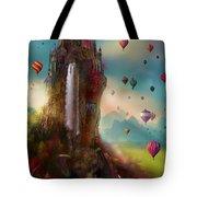 Hinchangtor Tote Bag by Aimee Stewart