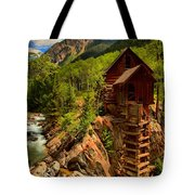 Historic Colorado Tote Bag by Adam Jewell