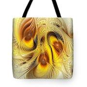 Hive Mind Tote Bag by Anastasiya Malakhova