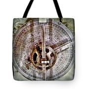 Hmcs Haida Navigation Tool Tote Bag by Danielle  Parent