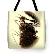 Hms Bounty - Lost At Sea  Tote Bag by Julia Springer