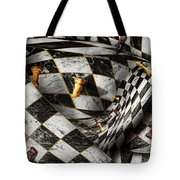 Hobby - Chess - Your Move Tote Bag by Mike Savad