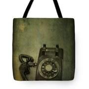 Holding On To Yesterday Tote Bag by Evelina Kremsdorf