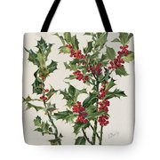 Holly Tote Bag by Alice Bailly