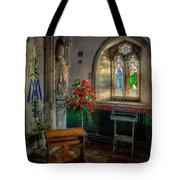 Holy Ground Tote Bag by Adrian Evans
