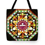 Holy Spirit Tote Bag by Christine Till