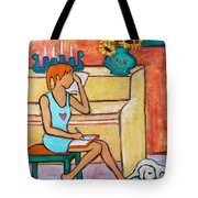 Home Where My Heart Is Iv Tote Bag by Xueling Zou