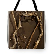 Homosycamorous Or We Evolved From Trees Tote Bag by Adam Long