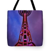 Honoring The Dawgfather Tote Bag by Benjamin Yeager