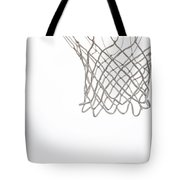 Hoops Tote Bag by Karol  Livote