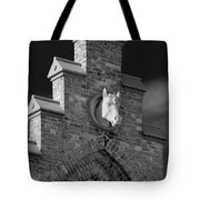 Horsehead   8256 Tote Bag by Guy Whiteley