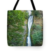 Horsetail Falls Tote Bag by John Bailey