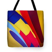 Hot-air Patterns Tote Bag by Mike  Dawson