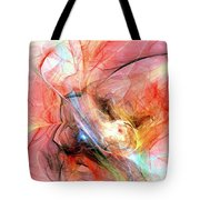 Hot Tote Bag by Anastasiya Malakhova