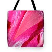 Hot Pink Tote Bag by Rona Black