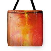 Hot Shot Tote Bag by Laura Lee Zanghetti
