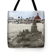 Hotel Del Coronado In Coronado California 5D24264 Tote Bag by Wingsdomain Art and Photography