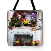 Hotline To The Afterlife 1 Tote Bag by James Brunker