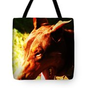 How Fast Can You Run Tote Bag by PainterArtist FIN