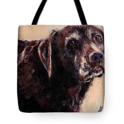 Hudler Tote Bag by Molly Poole