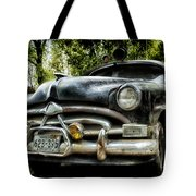 Hudson Cruiser Tote Bag by Todd and candice Dailey