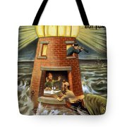 I always was a Jonah Tote Bag by Aged Pixel