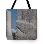 I Have A Dream Tote Bag by Susan Candelario