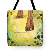 I knock Tote Bag by Cassie Sears