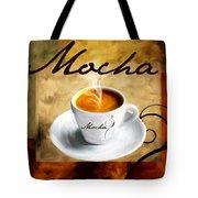 I Like  That Mocha Tote Bag by Lourry Legarde