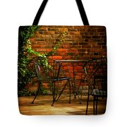 I waited for you Tote Bag by Lois Bryan