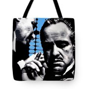 I Want You To Kill Him Tote Bag by Luis Ludzska