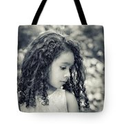 I Wonder... Tote Bag by Evelina Kremsdorf