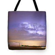 I25 Intra-cloud Lightning Strikes Tote Bag by James BO  Insogna