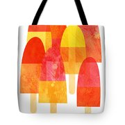 Ice Lollies Tote Bag by Nic Squirrell