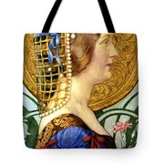 If One Could Have That Little Head Of Hers Tote Bag by Eleanor Fortescue Brickdale
