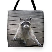 I'll Dance On One Foot For Ya Tote Bag by Kym Backland