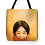 Image Of Tibet Tote Bag by Shijun Munns