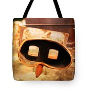 Images of the Past Tote Bag by Janice Rae Pariza