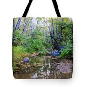 Imagine Us Together Here Tote Bag by Heidi Smith
