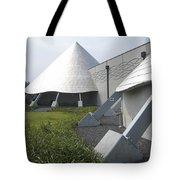 Imiloa Astronomy Center - Hilo Hawaii Tote Bag by Daniel Hagerman