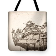 Impossible Dream Tote Bag by Trish Mistric