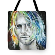 'in Debt For My Thirst' Tote Bag by Christian Chapman Art